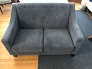 Small Blue Couch for Sale in San Francisco, CA