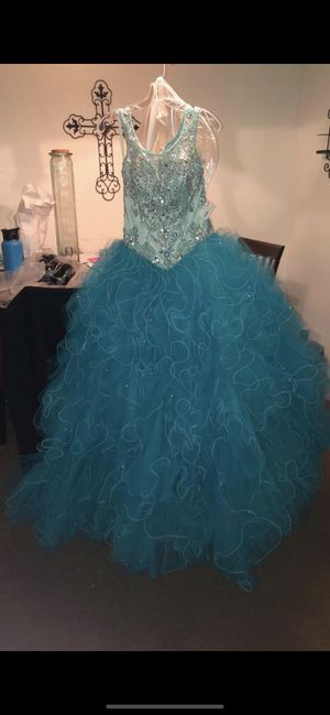 Mori Lee Pageant/Prom/Quince Dress for Sale in El Cajon, CA