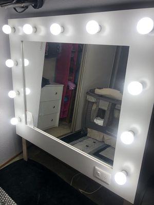 Makeup Vanity Mirror for Sale in Ramona, CA