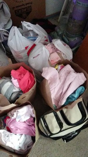 Baby girl clothes , etc. for Sale in San Jose, CA
