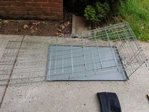Metal Dog crate for Sale in Centreville, VA