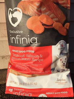 Dog Food - Infinia Salmon for Sale in Lake Oswego,  OR