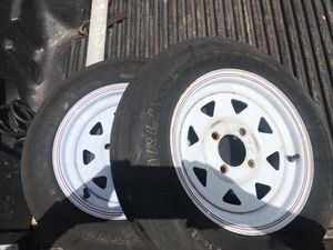 Trailer tires for Sale in Tampa, FL
