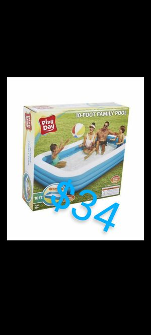 Play Day 10ft Pool New for Sale in Garden Grove, CA