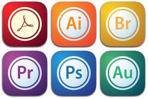 Adobe creative suite CS6 Mac edition only for Sale in Washington, DC