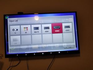 LG 43 LED TV NO SMART 1080P for Sale in Kissimmee, FL