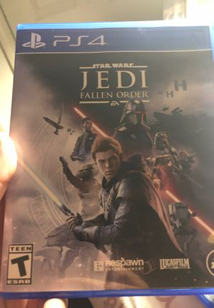 Star Wars Jedi fallen order for Sale in Hayward, CA