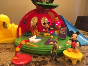 Disney's Mickey Mouse Clubhouse playset for Sale in Austin, TX