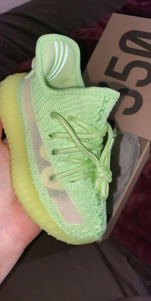 Infant yeezys since 7C brand new. Glow for Sale in Staten Island, NY