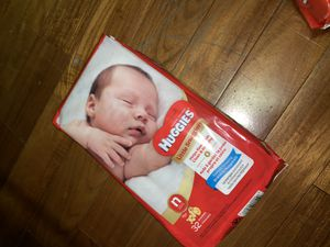 Newborn pampers for Sale in Hacienda Heights, CA