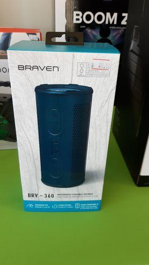 Waterproof, floating bluetooth speaker for Sale in Wichita Falls, TX