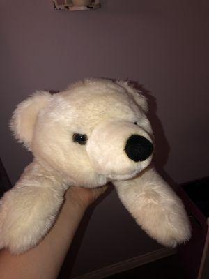 Polar Bear stuffed animal for Sale in Murrieta, CA