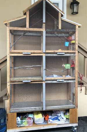 Bird Cage for Sale in Mount MADONNA, CA