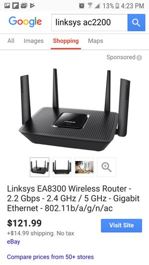 Router for Sale in Columbus, OH