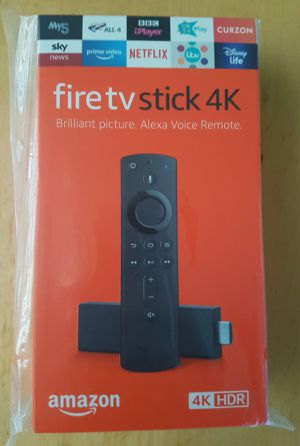 Amazon firestick 4k for Sale in Woodlawn, MD