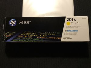 HP Color Laser Toner Cartridge, 201A for Sale in Imperial, PA