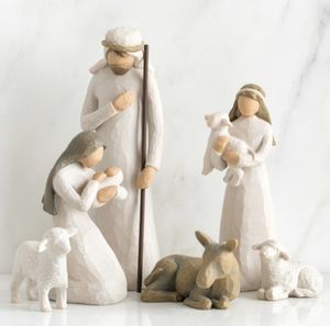 Willow tree nativity set for Sale in Greencastle, IN