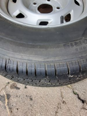 Brand new 5th wheel & tire for Chevy Blazer for Sale in St. Louis, MO