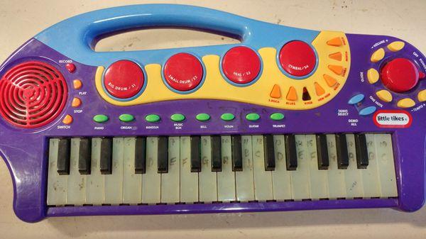 Kids musical keyboard