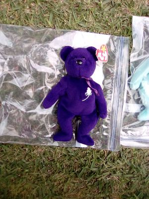 Princess Diana of Wales beanie baby for Sale in Fresno, CA