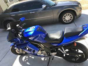 2006 SV Suzuki 650 for Sale in Washington, DC
