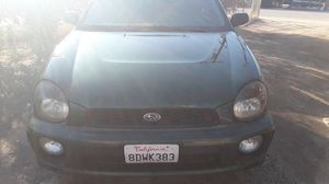 2002 Subaru for Sale in LAKE MATHEWS, CA