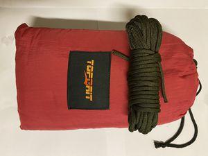 Camping Hammock Hammock Lightweight Nylon Parachute Hammocks for Backpacking, Travel, Beach, Backyard, Patio, Hiking for Sale in Los Angeles, CA