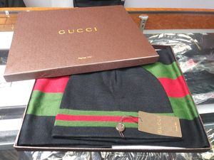 Gucci Hat & Scarf Set for Sale in North Randall, OH