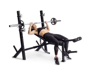 NEW IN BOX Olympic bench press for Sale in Los Angeles,  CA