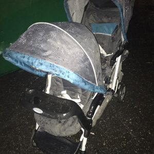 Double Graco Stroller only $50 firm for Sale in Glen Burnie, MD