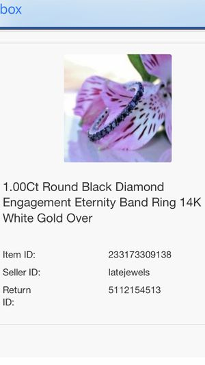 Ring, size 7 for Sale in Bloomington, IL