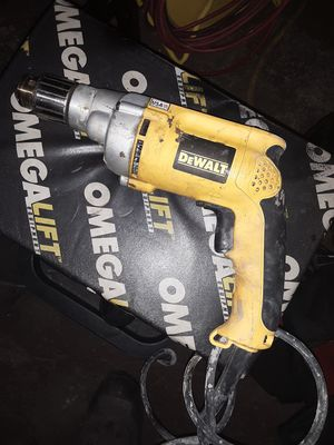 Dewalt drill for Sale in The Bronx, NY