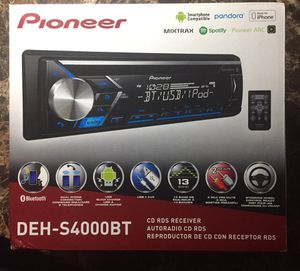 Pioneer Bluetooth audio receiver for Sale in Schenectady, NY