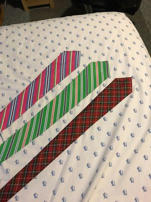 Ralph Lauren and Hilfiger silk ties Brand New for Sale in North Bethesda, MD