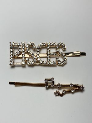 Pisces Zodiac Hair Pins for Sale in Orosi, CA