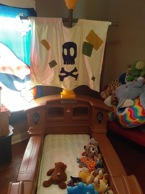 Pirate Ship bed for Sale in Fort Wayne, IN