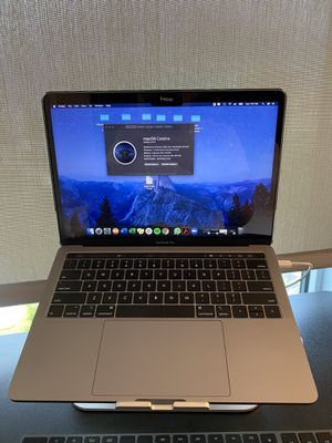 MacBook Pro 13 inch, 2018, Four Thunderbolt 3 Ports for Sale in Fairfax, VA
