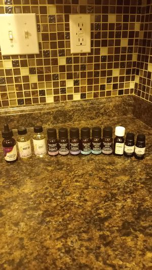 Diffuser oils TAKE ALL!! for Sale in Perris, CA