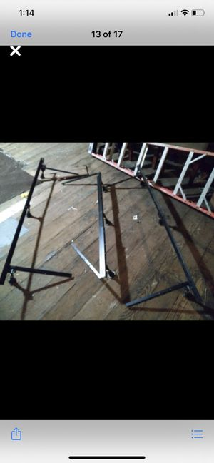 Full bed frame for Sale in Woonsocket, RI
