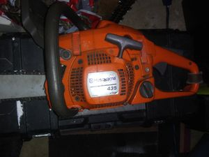 Husquvarna chainsaw for Sale in Austin, TX