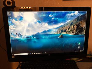 HP all-in-one touchscreen computer for Sale in Flagstaff, AZ