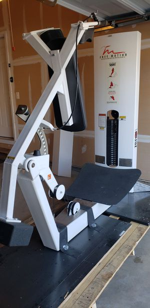 Free Motion V-Squat machine for Sale in Frederick, MD