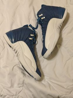 Jordan 12 Indigo Size 10.5 for Sale in Alexandria,  VA