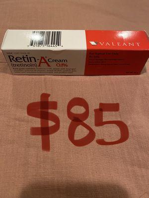 Beauty cream R*E*T*I*N-*A for Sale in Lynwood, CA