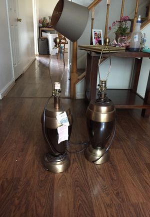 Two Lamps for Sale in Manassas, VA