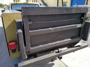4HIRE ORARMY Utility bed on ford chassis for Sale in Pompano Beach, FL