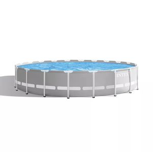 Intex 20ft x 52in Prism Frame Above Ground Swimming Pool Set with Filter Pump (BRAND NEW) for Sale in Pittsburgh, PA