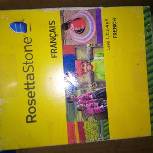 Rosetta Stone French Edition for Sale in Clarksburg, WV