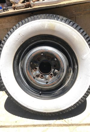 Six lug Chevy rim for Sale in Lake Elsinore, CA
