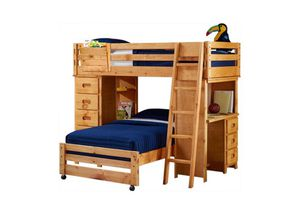 Kids bunk bed for Sale in Melrose Park, IL